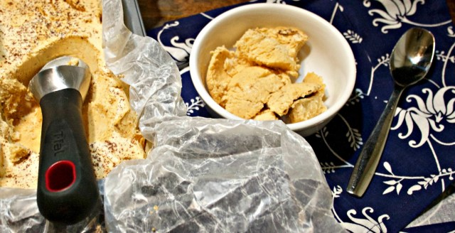 Winter Warmer Beer Pumpkin Ice Cream