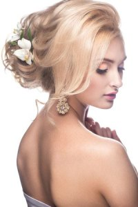 Wedding Hair & Make-Up, hairdressers, Edinburgh
