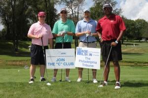 2014 Wade Wilson Golf Tournament