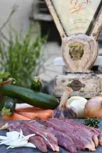 Aiguilettes de Canard Chez Cazalier