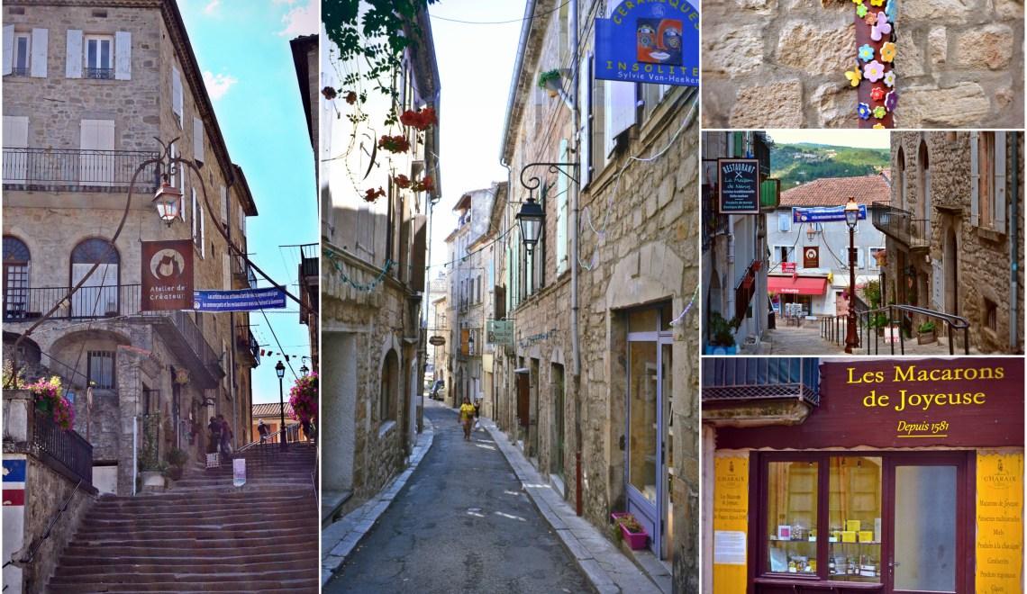 Joyeuse: Summer in Ardèche