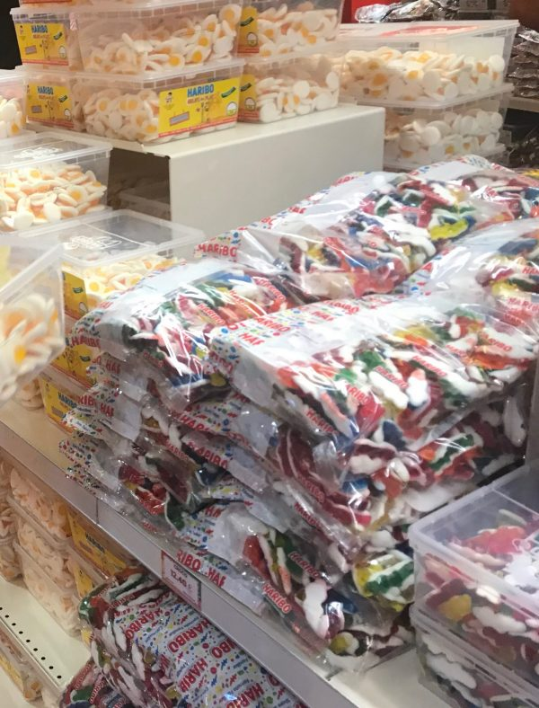 Haribo Shop Candy Tray