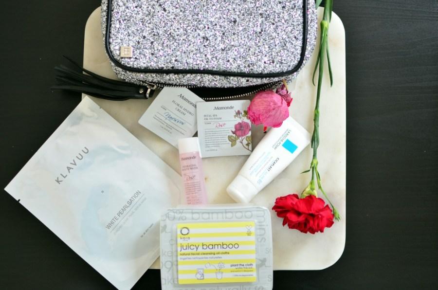 Skincare essentials for weekend gateway