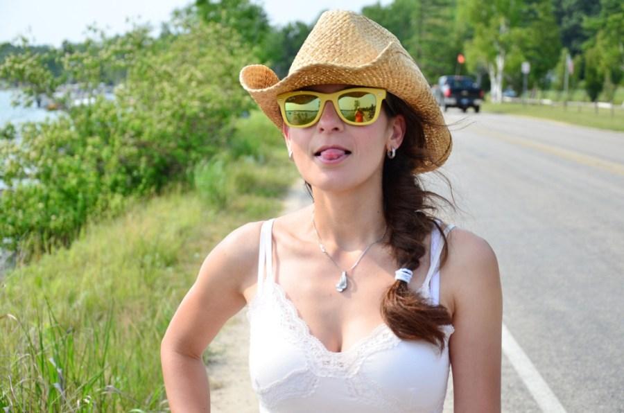 western style-cowboy hat