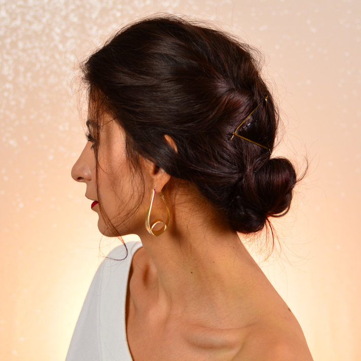 Cute And Easy Bobby Pin Hairstyles 3 New Hairstyles You Can Do In