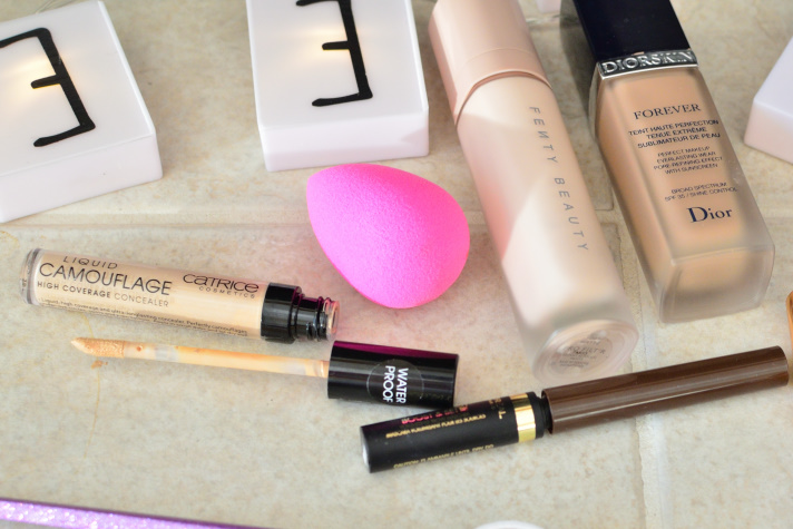 Natural glowy Makeup look: everyday makeup you can do