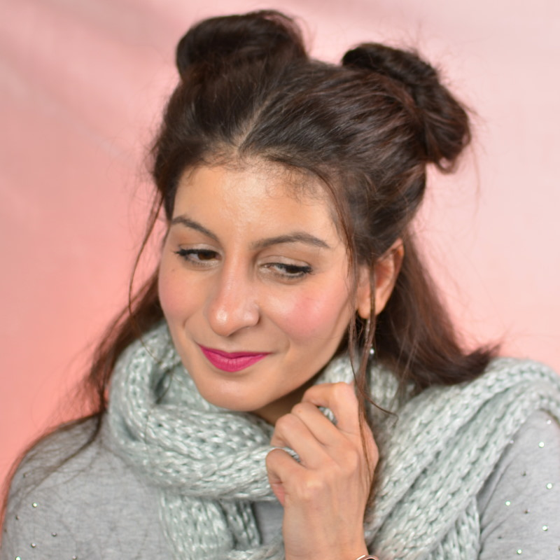 Winter Hairstyles - Everyday hairstyle for busy ladies