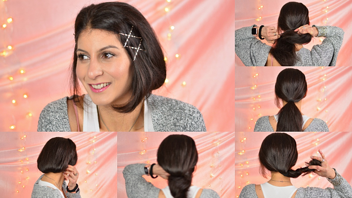 Cute Ways To Style Short Hair From Long To Bob Hairstyles Chez Rama