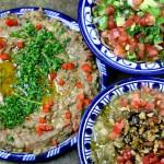 Fava, Dried Broad beans hummus