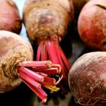 Baking Beetroots in the Oven