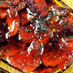 Zeytinyagli Kurutulmus Domates, Dried Tomato in Olive Oil