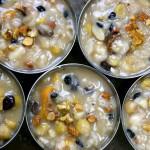 Instagram料理教室 アシュレ、ノアのプディング