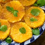 Salade BiLemon Wa Qurfa, Moroccan Orange Salad