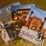SouQ vol.4 Pakistan & Sachal Jazz号完成& SouQ来年度定期購読申込開始