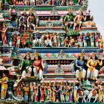 20171227Abhishek, Meals & Walk in Mylapore
