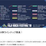 20180727~29Salam DJ@Fuji Rock Festival:Blue Galaxy