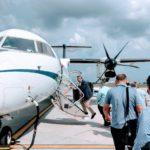 20180619 Flying to Santorini