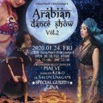 20200124Fri. Arabian Dance Show