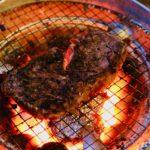 20200506七輪祭り3:Steak&Prawns