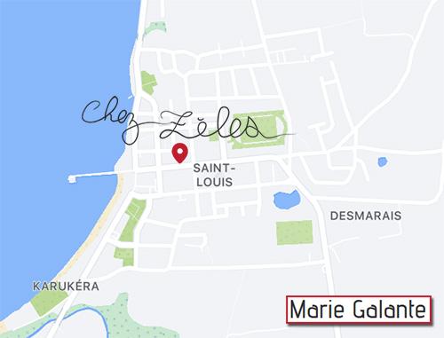 Chez Zèles - Marie Galante