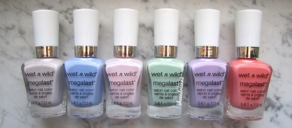 wet n wild new silver lake collection le spring 2015 chez adrienne