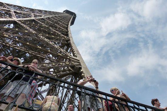 2e étage de la Tour Eiffel