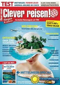 Clever Reisen couverture