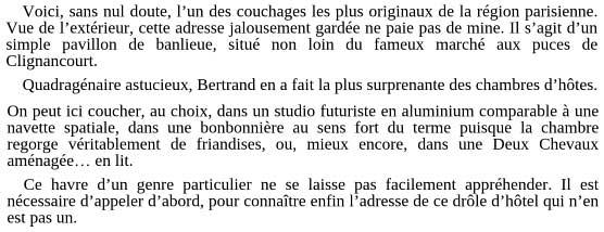Guide Autre France article