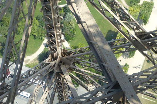 Structure Tour Eiffel