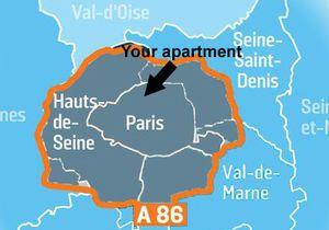 Zone vignette Critair Paris
