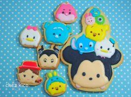 アイシングクッキーのレッスン