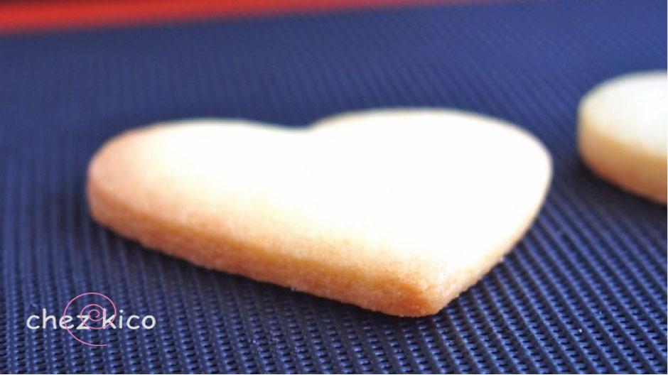 クッキー生地の作り方・レシピ/型の抜きかた