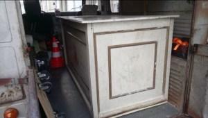 chantier décoration
