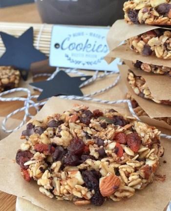 """Cookies """"healthy""""…"""