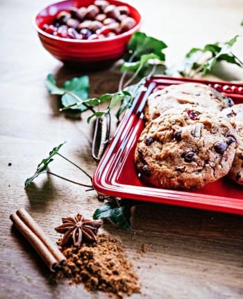 Cookies choco – pain d'épices