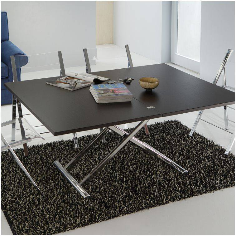 table basse transformable nice