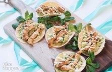 Tacos pollo e avocado, le ricette da divano