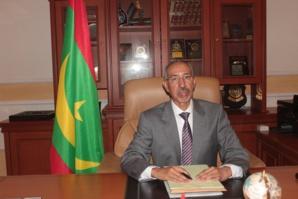Hanena Ould Sidi ; ministre de la défense