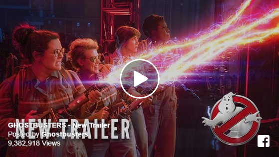 LISTEN New Theme Song For Ghostbusters Reboot  CHFI