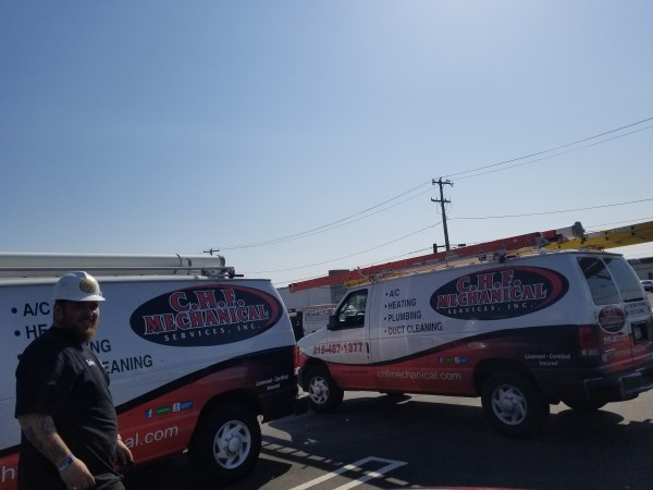 CHF Mechanical Commercial Building Maintenance Company Philadelphia