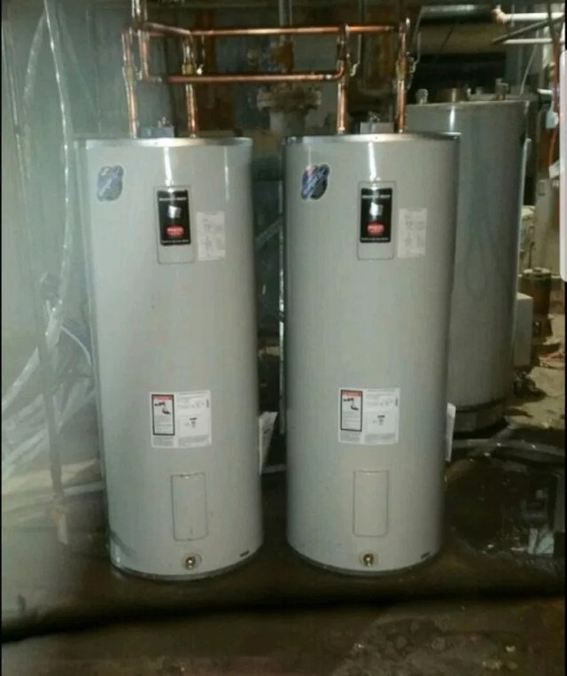 CHF Mechanical Water Heater Repair Philadelphia PA