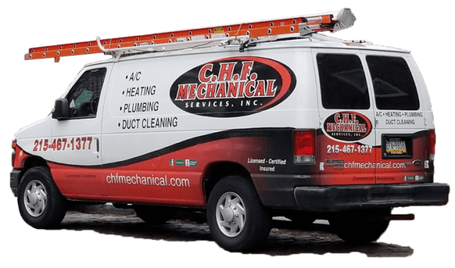 CHF Mechanical HVAC Company Serving Philadelphia PA