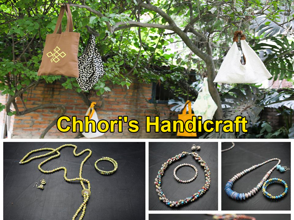 Chhori's handicraft