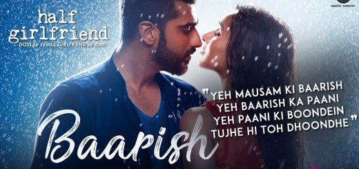 Baarish Lyrics