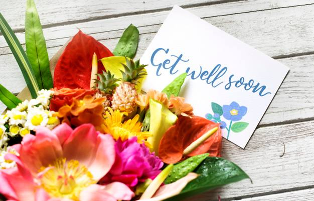 Get Well Soon Wishes, SMS, Quotes & Health Recovery Messages