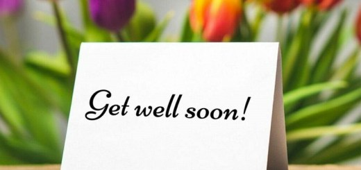 Get Well Soon Wishes, SMS, Quotes