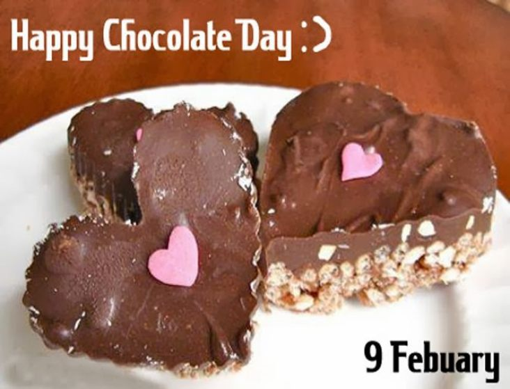 Happy Chocolate Day Quotes