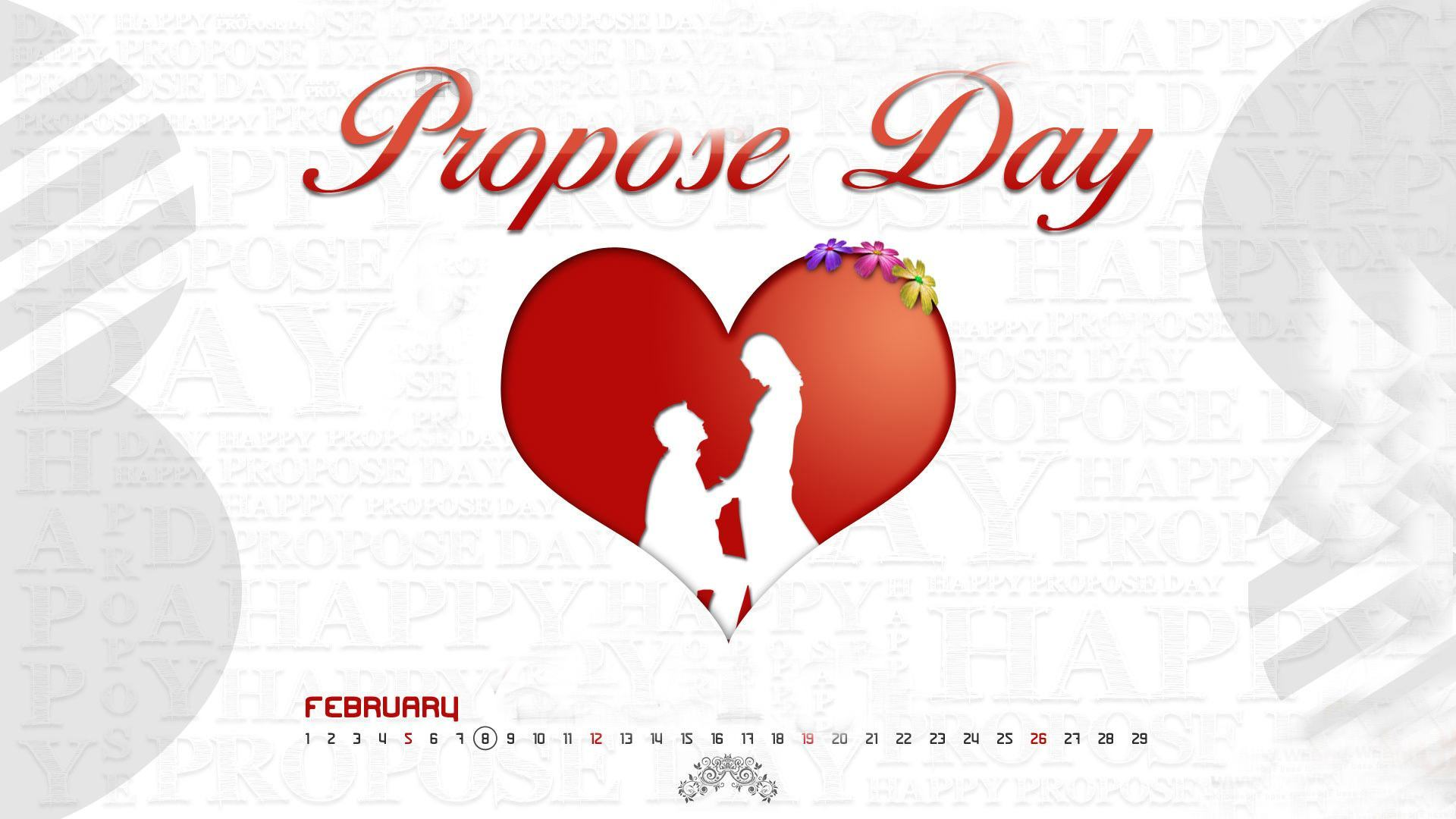 Happy Propose Day SMS For Boyfriend