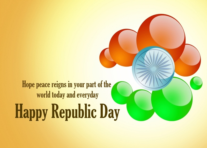 Happy republic day 2017 messages wishes sms quotes