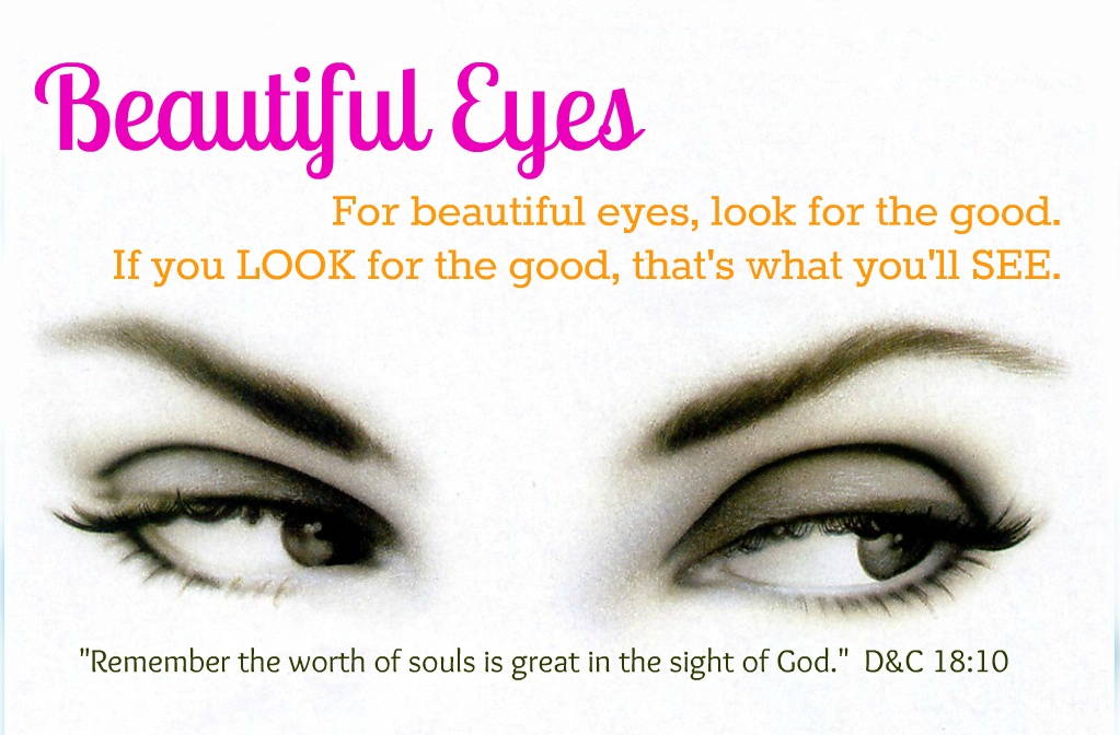 Your Eyes Are So Beautiful sms